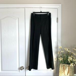 Vintage Nine West Eyelet Waist Flare Leg Pant